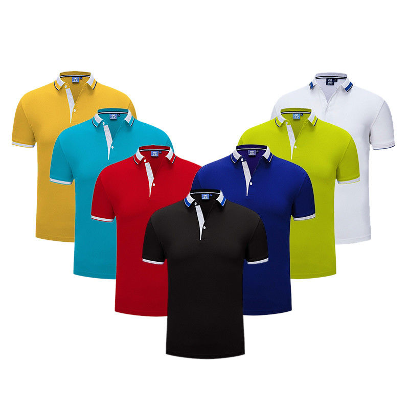 Unbranded Dri Fit Polo Work Shirts
